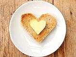 Масло и сыр полезнее для сердца, чем обезжиренные спреды