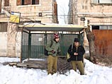 Из-за гололеда общественный транспорт в Иерусалиме прекратит работу в 20:00