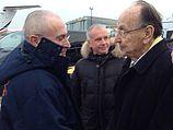 Михаил Ходорковский и Ганс-Дихтер Геншер. Берлин, 20.12.2013