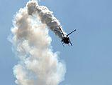 Вертолет китайского миллиардера разбился на его винограднике во Франции