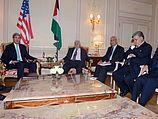 Встреча Керри с Аббасом в Париже. 20.02.2014