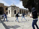 Полиция пресекла беспорядки на Храмовой горе (архив)