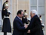 Аббас: усилия Керри по рамочному соглашению не дали результатов