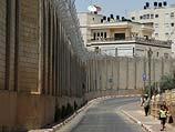Разделительный забор в Бейт-Ханине