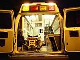 Раненый ножом мужчина попал в аварию