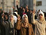 Демонстрация в секторе Газы (архив)