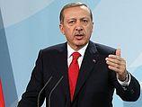 Премьер-министр Реджеп Тайип Эрдоган