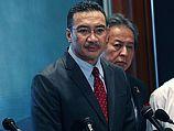Министр транспорта Малайзии Хишаммудин Хусейн
