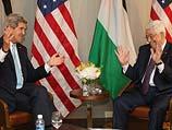 Джон Керри и Махмуд Аббас. Сентябрь 2013 года