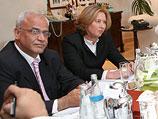 Ципи Ливни и Саиб Арикат