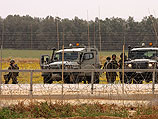 На границе с Газой обстреляли израильтян