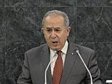 Министр иностранных дел Алжира Рамтане Ламамра