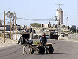 В секторе Газы