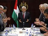 Заседание палестинского правительства в Рамалле