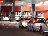Бензин подорожает на 7 агорот за литр