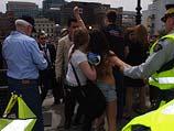 Акция FEMEN в Оттаве. 8 мая 2014 года