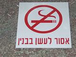 Курение и борьба с курением в Израиле. Итоги опроса