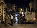 Попытка теракта на КПП возле Бейт-Лехема