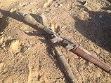 Оружие, обнаруженное в туннеле