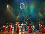 Цирк дю Солей отменил гастроли в Израиле – ради безопасности артистов и зрителей