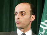Посол Саудовской Аравии Адель аль-Джубейр