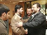 Салах аль-Арури после освобождения из тюрьмы в 2007 году