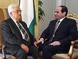 Махмуд Аббас и Абд аль-Фаттах ас-Сиси