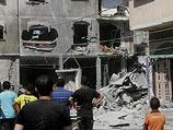 Газа. 23 августа 2014 года
