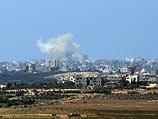 Взрыв в многоэтажном доме в Газе, множество раненых