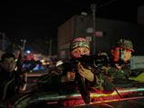 Газа празднует победу. 26 августа 2014 года