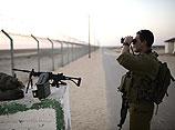 ЦАХАЛ открыл предупредительный огонь по группе арабов, приблизившихся к границе Газы