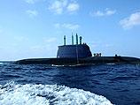 """Израильская подлодка класса """"Дельфин"""""""