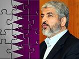 Глава политбюро ХАМАС Халид Машаль, проживающий в Катаре