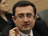 Член финансовой комиссии Кнессета от партии НДИ Роберт Илатов
