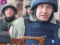 Михаил Пореченков в ДНР