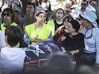 Похороны Далии Лемкус. 11 ноября 2014 года