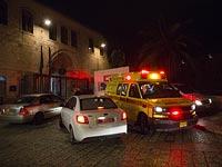 На месте происшествия. Старый город Иерусалима, 24 ноября 2014 года