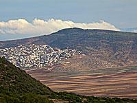 Арабская деревня в Галилее
