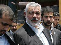"""Ханийя требует от Египта """"заставить Израиль соблюдать перемирие"""""""
