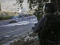 В Нацерете камнем ранен военнослужащий ЦАХАЛа