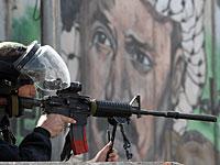 Около поселка Бейт-Хорон солдаты открыли огонь в сторону подозрительного автомобиля