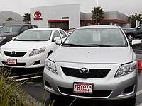 Toyota Corolla 2010 модельного года