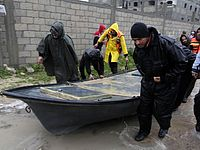 Палестинский Рафах, 09.01.2015