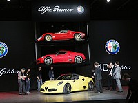 Alfa Romeo 4C convertible