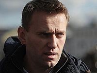 На акцию в поддержку Навального в Москве пришли 50 его сторонников и 450 противников