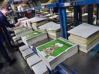 Новый выпуск сатирического журнала Charlie Hebdo, 14 января 2015 года