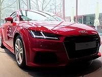В Израиле стартуют продажи спортивного купе Audi TT нового поколения