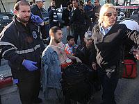 На месте теракта. 21 января 2015 года