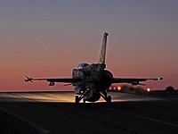 ВВС ЦАХАЛа в ответ на обстрел Голанских высот нанесли удары по Сирии