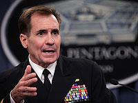 Пресс-секретарь министерства обороны США Джон Кирби